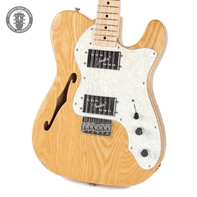 2004 Fender '72 Telecaster Thinline Reissue in Natural for sale