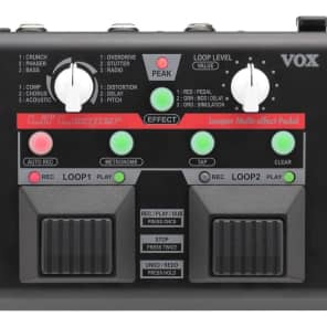 Vox VLL1 Lil' Looper Multi-Effect