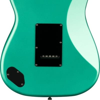 Fender Boxer Series Stratocaster HH Electric Guitar in Sherwood Green Metallic