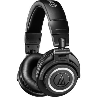 Audio-Technica ATH-M50xBT Wireless Over-ear Headphones