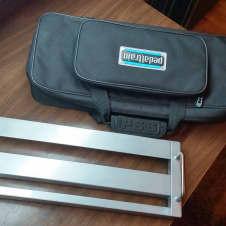 Pedaltrain Mini  Silver Powdercoat W/Carry Case