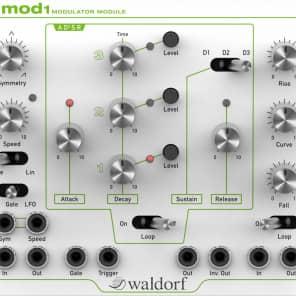 Waldorf Mod1 Eurorack Modulator Module