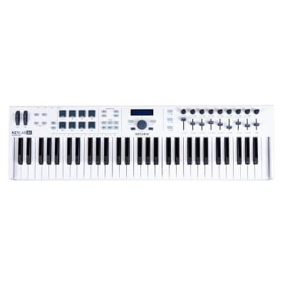 Arturia Keylab Essential 61 61-key USB MIDI Keyboard Controller w Ableton Lite