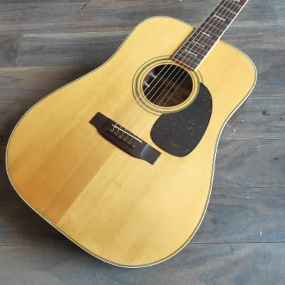 1970's Yasuma W-400 Acoustic Western Guitar (Made in Japan) for sale