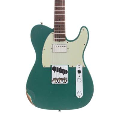 Fender Custom Shop '60 Telecaster Relic, Lark Custom - British Racing Green (840) for sale