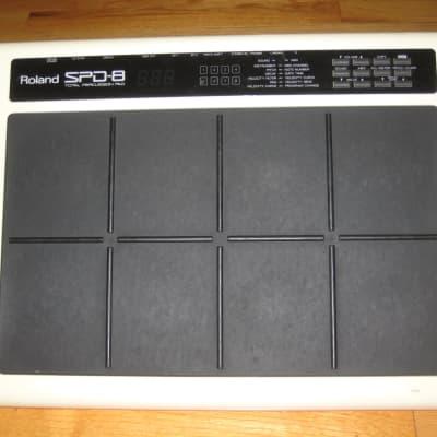 Verwonderend Roland SPD-8 | Sound Programming IN-55