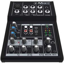 Mackie Mix Series Mix5 5-Channel Mixer