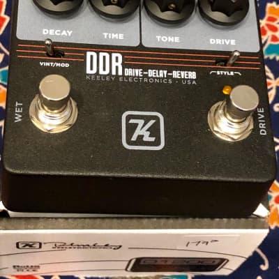 Keeley DDR Drive Delay Reverb