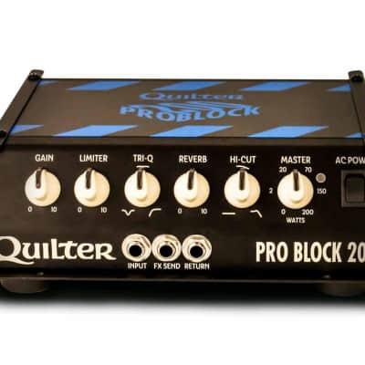 Quilter Pro Block 200 200W Guitar Amplifier Head