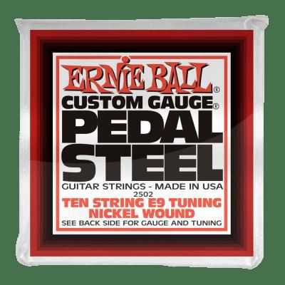 Ernie Ball Pedal Steel E9 Nickel Wound Strings