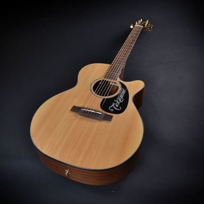 Takamine EG440SC G Series NEX Mahogany Back/Sides Acoustic/Electric - Natural (465) for sale