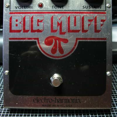 Electro-Harmonix Big Muff Pi w/ Ram's Head mod and more