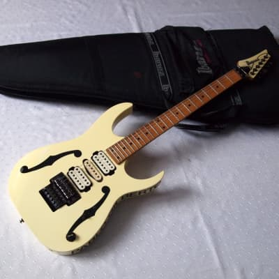 Ibanez  PGM-300 'Paul Gilbert' 1993 Vintage White for sale