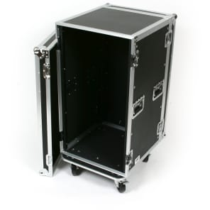 "OSP RC20U-20 20-Space 20"" ATA Amp/Effects Rack Case w/ Casters"