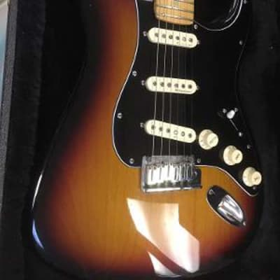 Fender Stratocaster 50th anniversary deluxe  2004 for sale