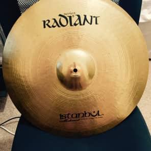 "Istanbul Mehmet 20"" Radiant Medium Ride Cymbal"