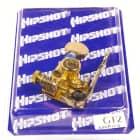 Hipshot Locking Guitar Xtender, Enclosed, Gold 6EL1G image