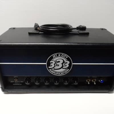Jet City JCA20H 20-Watt Tube Guitar Amp Amplifier Head Design by Soldano Series EL84 for sale