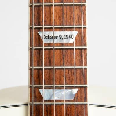 Gibson 70th Anniversary John Lennon J-160E Electro-Acoustic Guitar, 'Imagine' White - Pre-Owned for sale
