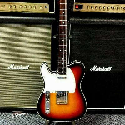 Fender '62 Reissue Telecaster Custom Made In Japan Lefty! for sale