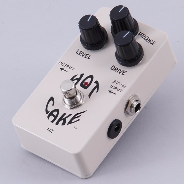 Hot Cake Effects Pedal