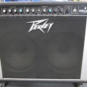 Peavey Deuce VT Series 240T 120-Watt 2x12 Guitar Combo