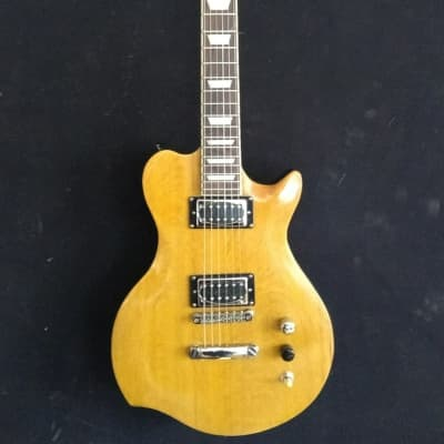 Occhineri Custom Guitar Flamed Oak Classic  Nitro for sale