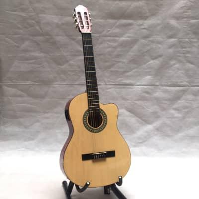 Starsun DRC944CTV Guitarra clásica elecrificada for sale