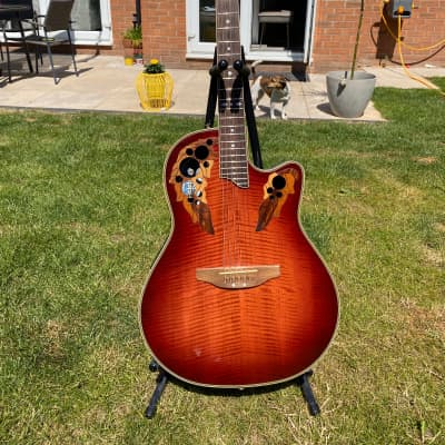 Ovation Celebrity deluxe cc257 2001-2002 for sale