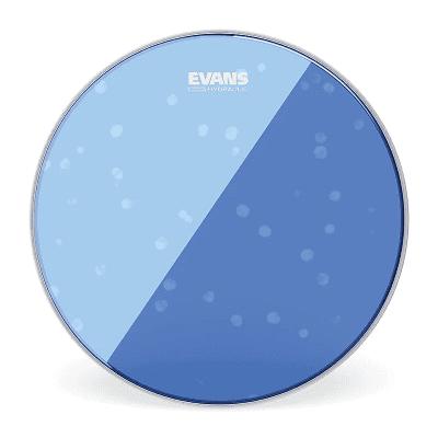 "Evans BD22HB Hydraulic Blue Bass Drum Head - 22"""