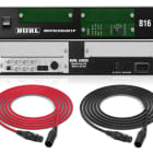 Burl Audio B16 Mothership BMB2   16 Ch. Configurable AD/DA MADI Motherboard image