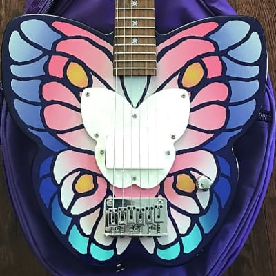 Daisy Rock Butterfly Electric Guitar for sale