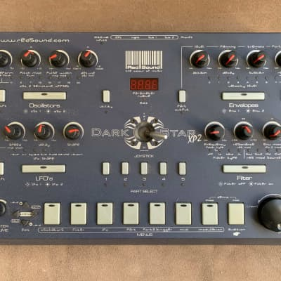 RED SOUNDS DARK STAR XP2 1999 Grey