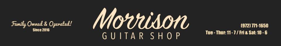 Morrison Guitar Shop
