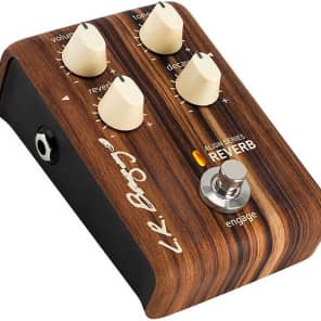 LR Baggs Align Series Reverb Acoustic Pedal with Decay, Volume, Tone, True Bypass