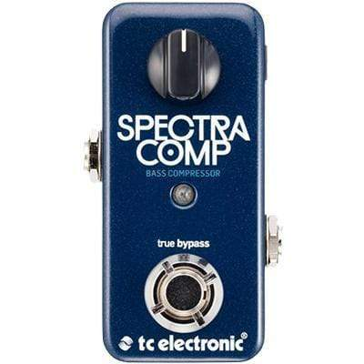 TC Electronic SpectraComp Compressor Bass Guitar Pedal for sale