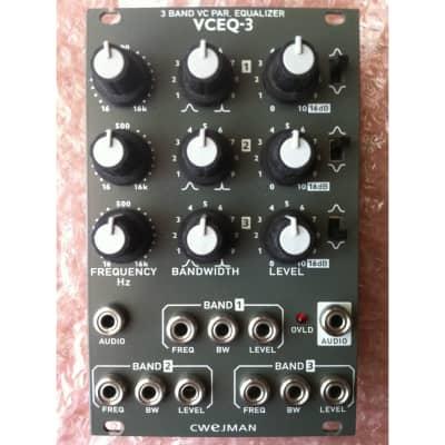 Cwejman VCEQ-3 3 Band VC PAR Equalizer