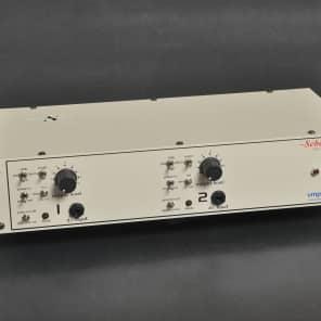 Sebatron VMP-2000e 2-Channel Tube Mic Preamp