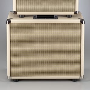 "Milkman Dairy Air 30-Watt 1x12"" Guitar Amp Half Stack with 6L6 Tubes and Jupiter Alnico Speaker"