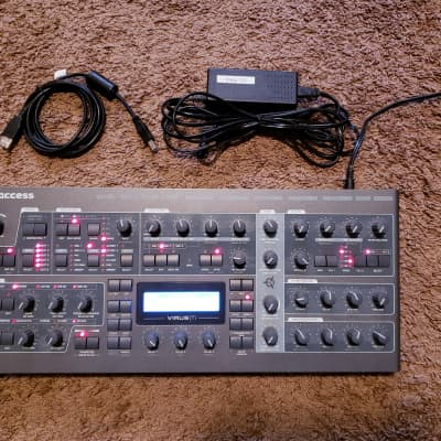 Access Virus Ti2 Desktop TI2 Desktop Digital Synthesizer
