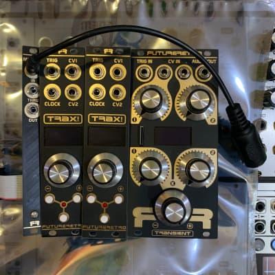 FUTURE-RETRO Combo Deal! Black and Gold
