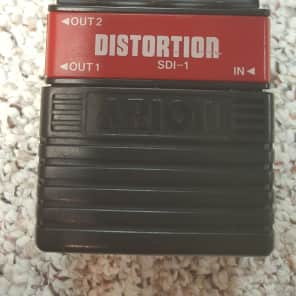 Arion SDI-1 Stereo Distortion Guitar Bass Effects Pedal Direct Made In Japan MIJ for sale
