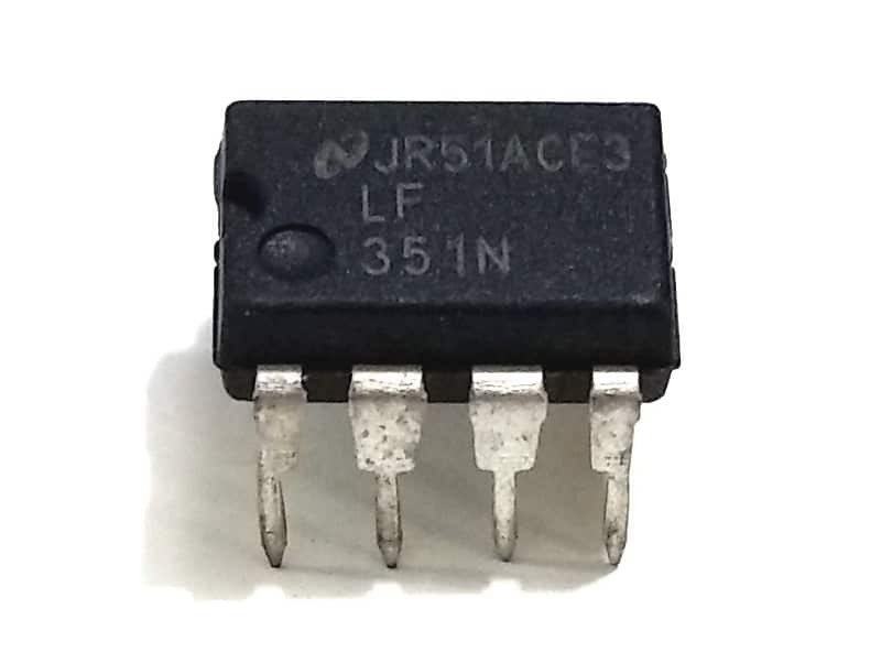 2 X LM351N Operational Amplifier IC