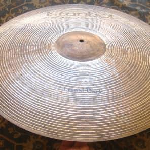 """Istanbul Mehmet 21"""" Legend Dark Ride Cymbal"""