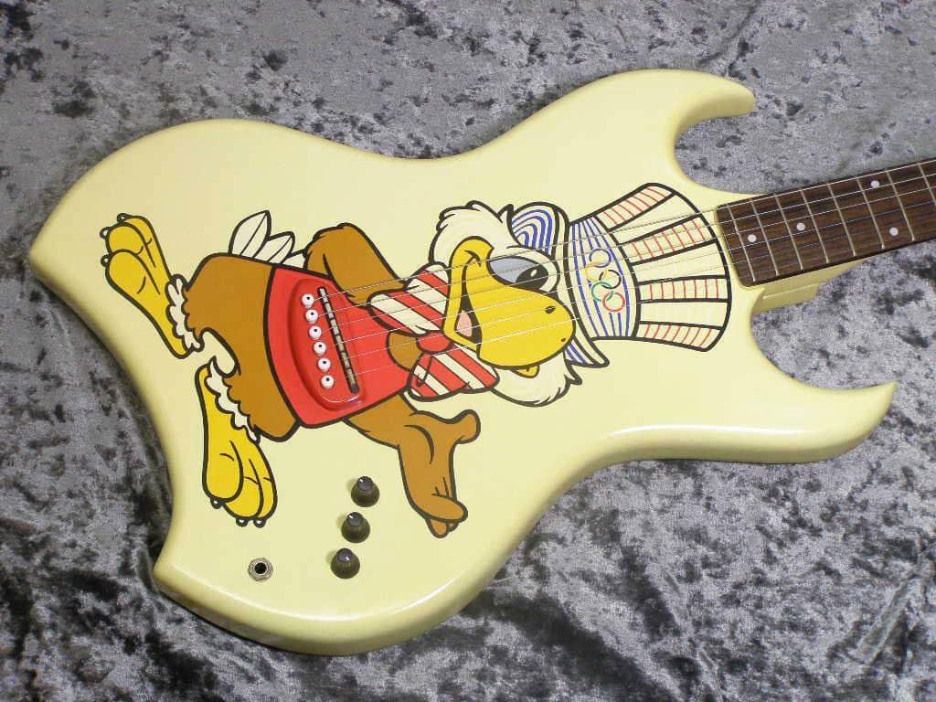 Custom Made In Japan Sam The Olympic Eagle