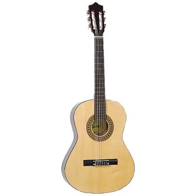 Lauren LA36N 36-Inch Student Acoustic Classical 6-String Nylon Guitar for sale