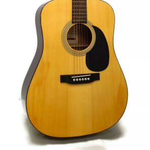 Recording King RD-06 06 Series Solid Top Dreadnought Acoustic Guitar
