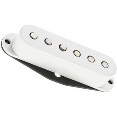DiMarzio DP423W Injector Bridge Single Coil Pickup White