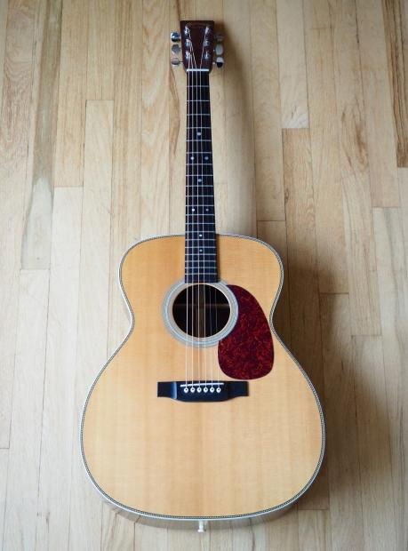 1997 martin hj 28 jumbo acoustic guitar spruce rosewood near mint w ohsc hd 28 reverb. Black Bedroom Furniture Sets. Home Design Ideas