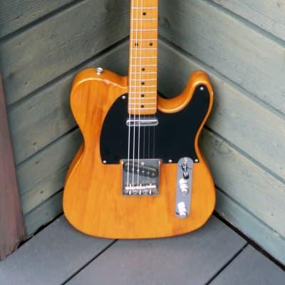 Fender TL-52 Telecaster Reissue MIJ 1990-91 Vintage Natural